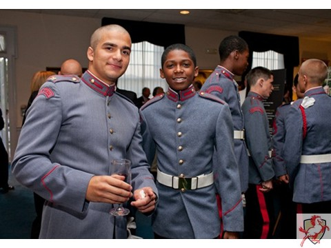 2012 Mustang Scholars Man of the Year - Cadets -7